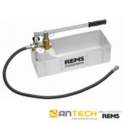 Ręczna pompa kontrolna REMS Push INOX