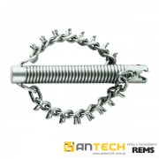 Łańcuch z ogniwami kolczastymi
